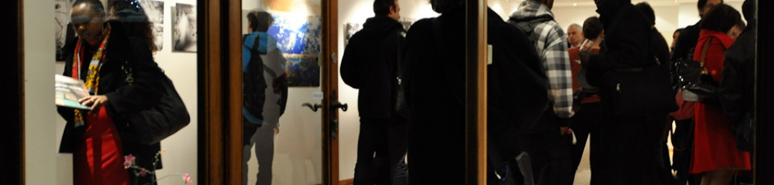 Exhibition at gallery Nest